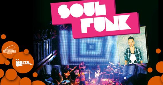 Apresentação da banda Soul Funk no palco do Na Mata Café Eventos BaresSP 570x300 imagem