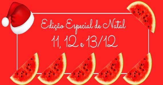 Le Chef a pé realiza Natal Solidário com muitas atrações especiais Eventos BaresSP 570x300 imagem