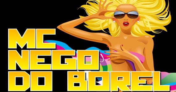MC Nego do Borel comanda o Baile da Disco neste domingo no Club Disco Eventos BaresSP 570x300 imagem