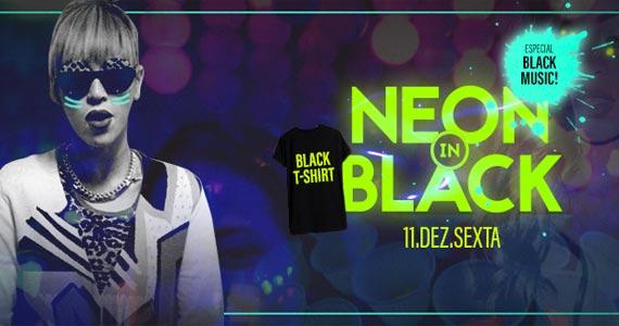 Festa Neon Black conta com muitas atrações animando o Beco 203 Eventos BaresSP 570x300 imagem