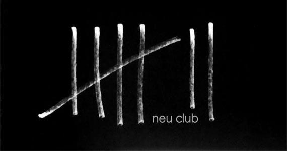 Neu Club comemora aniversário de 7 anos com setlist especial Eventos BaresSP 570x300 imagem