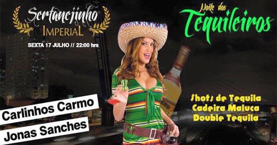 Noite dos Tequileiros apresenta Carlinhos Carmo na Imperial Club Eventos BaresSP 570x300 imagem