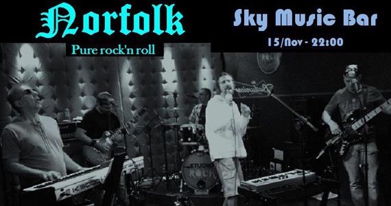 Sky Music Bar embala o feriado com a banda Norfolk Eventos BaresSP 570x300 imagem