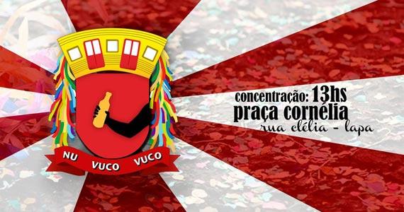 Bloco de Carnaval Nu Vuco Vuco desfila pelas ruas da Lapa Eventos BaresSP 570x300 imagem