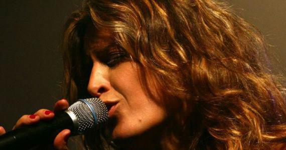 Nubia Maciel faz o lançamento do CD Uma Qualquer no Auditório Ibirapuera Eventos BaresSP 570x300 imagem