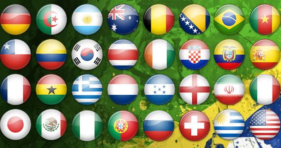O Garimpo transmite os principais lances da Copa do Mundo Eventos BaresSP 570x300 imagem