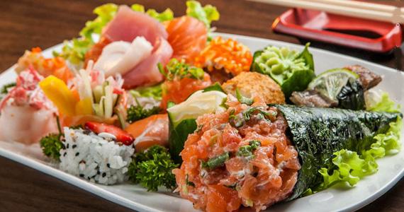 Ogata Japanese, localizado no Itaim Bibi, participa da 13º Edição do São Paulo Restaurante Week Eventos BaresSP 570x300 imagem