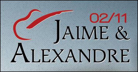 Dupla Jaime & Alexandre se apresentam na Outlaws  Eventos BaresSP 570x300 imagem