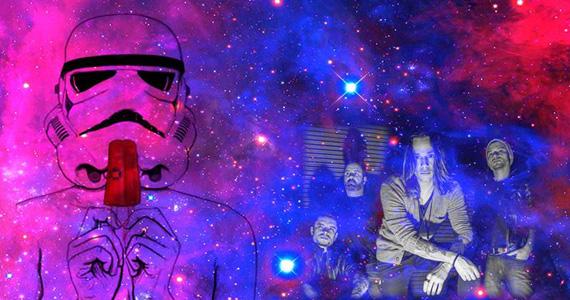 Mr. Burns comanda a noite de sábado com muito pop rock no Ozzie Pub Eventos BaresSP 570x300 imagem