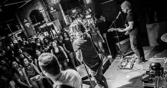 Festival Tomapalooza com bandas de rock animando o Ozzy Stage Bar Eventos BaresSP 570x300 imagem