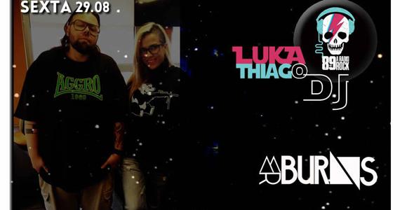 Banda Mr. Burns e DJs da 89 FM comandam a noite de sexta-feira no Ozzie Pub Eventos BaresSP 570x300 imagem