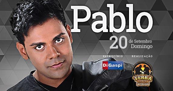 Cantor Pablo se apresenta no palco do Terra Country Interlagos Eventos BaresSP 570x300 imagem