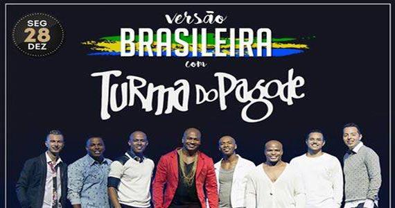 Turma do Pagode canta seus sucessos no Burn on Stage na segunda Eventos BaresSP 570x300 imagem