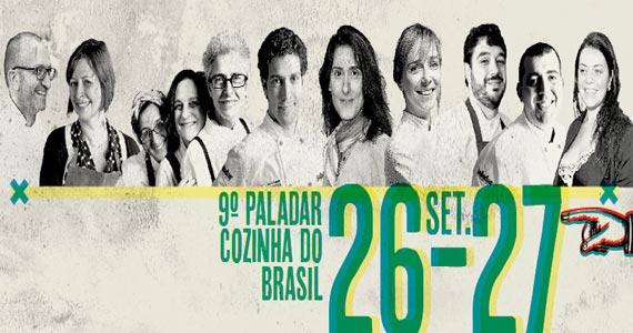Feirinha Gastronômica do Paladar Cozinha do Brasil na Universidade Anhembi Morumbi Eventos BaresSP 570x300 imagem