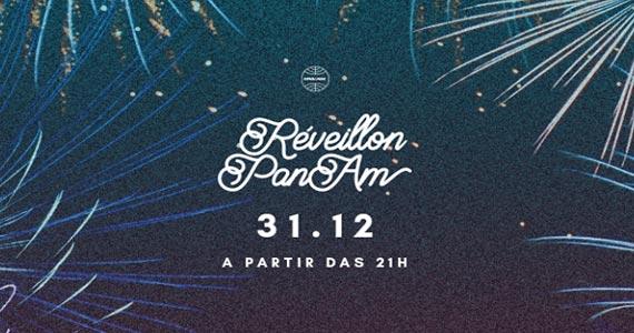 Balada PanAm Club realiza a Festa de Reveillon com muitas atrações Eventos BaresSP 570x300 imagem