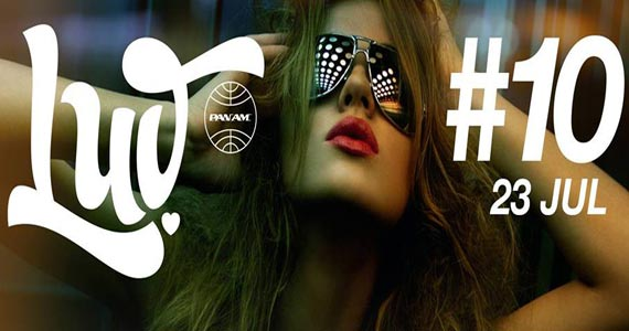 PanAm Club realiza Festa Luv com DJ Marcelo Botelho, Caruso e convidados Eventos BaresSP 570x300 imagem