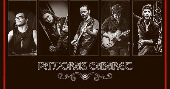 B Music Bar apresenta a Banda Pandoras Cabaret tocando muito Rock'n Roll Eventos BaresSP 570x300 imagem