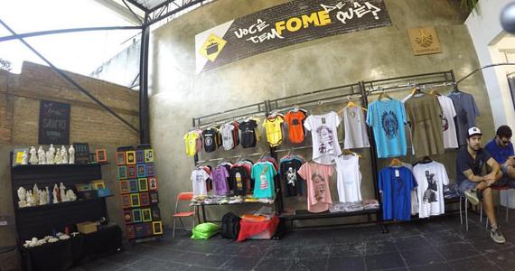 Feira Qualquer Coisa e diversos petiscos no Panela Na Rua neste domingo Eventos BaresSP 570x300 imagem