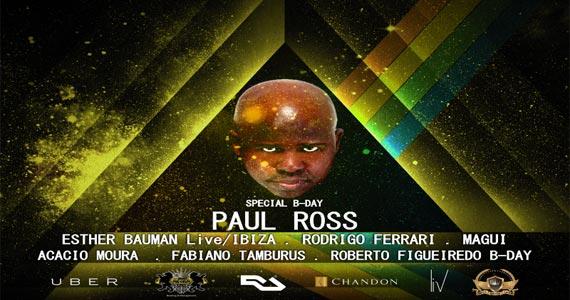 Festa Premiére recebe os agitos do DJ Paul Ross e convidados no Le Pigalle Eventos BaresSP 570x300 imagem