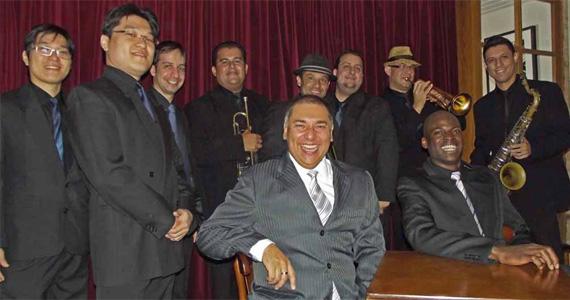 Pedro La Colina se apresenta no palco do Bourbon Street Music Club Eventos BaresSP 570x300 imagem