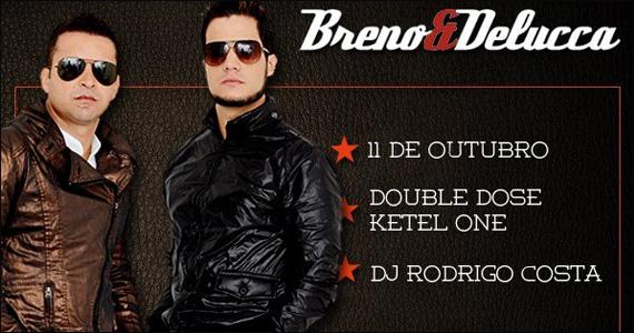 Sextaneja com Breno & Delucca na sexta-feira no Sr Pitanga  Eventos BaresSP 570x300 imagem