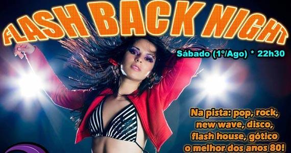 Flash Back Night com DJ Demoh animando o sábado do Poison Bar e Balada Eventos BaresSP 570x300 imagem