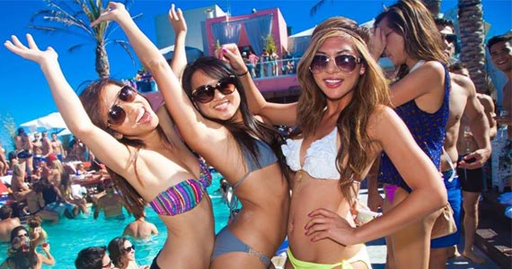 Clube Nacional recebe a Festa Pool Party com muitas atrações Eventos BaresSP 570x300 imagem