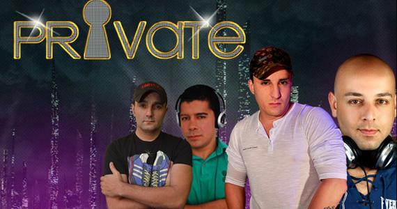 Cantho agita o domingo com a festa Private e DJ convidados Eventos BaresSP 570x300 imagem