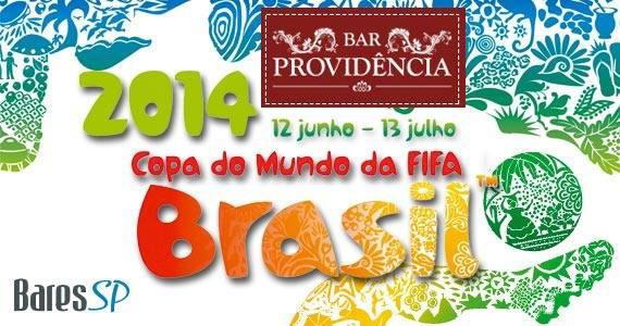 Jogo do Brasil com promoções e música ao vivo no Bar Providência Eventos BaresSP 570x300 imagem