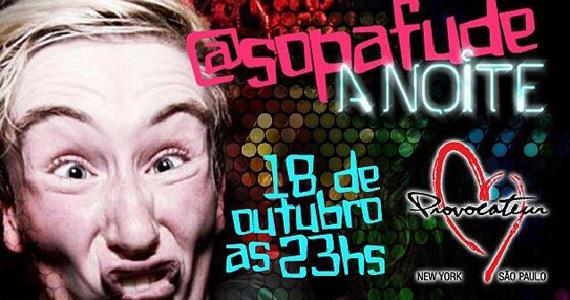 Acontece na sexta-feira a Noite @Sopafude na Provocateur Club Eventos BaresSP 570x300 imagem