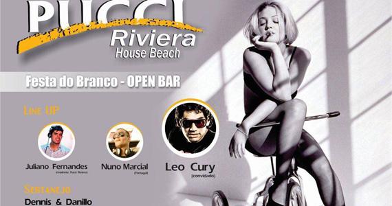 Festa do Branco na Pucci Riviera House Beach neste sábado Eventos BaresSP 570x300 imagem