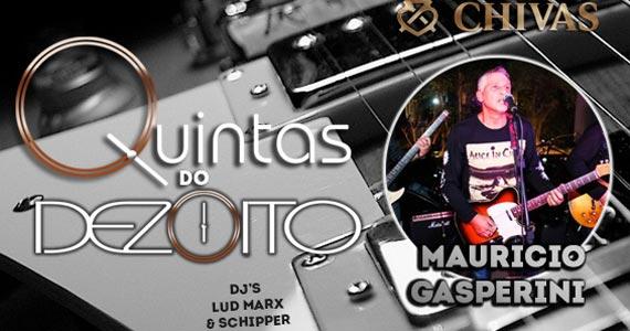Quintas do Dezoito com DJ Lud Marx e Double Happy Hour no Dezoito Bar Eventos BaresSP 570x300 imagem