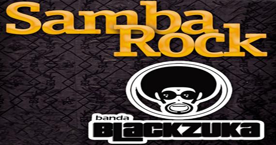 Samba rock com o comando da banda Blackzuka no Quintal do Espeto Eventos BaresSP 570x300 imagem