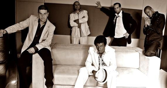 Quinteto em Branco e Preto se apresenta nesta terça-feira no Grazie a Dio! Eventos BaresSP 570x300 imagem