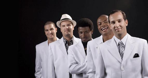 Quinteto em Branco e Preto se apresenta nesta terça-feira no Sesc Belenzinho Eventos BaresSP 570x300 imagem