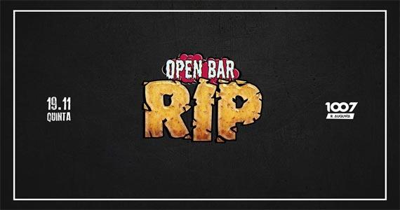 Balada 1007 realiza Festa R.I.P com open bar para a galera Eventos BaresSP 570x300 imagem