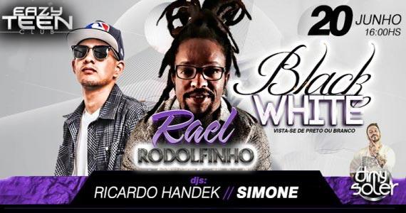 Rael e MC Rodolfinho animam a galera presente da balada Eazy Club Eventos BaresSP 570x300 imagem