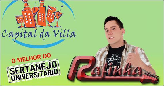 Capital da Villa apresenta os sucessos do sertanejo universitário no domingo Eventos BaresSP 570x300 imagem