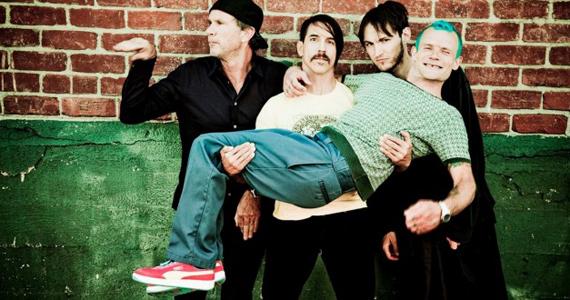Banda norte-americana Red Hot Chilli Peppers apresenta turnê I'm With You na Arena Anhembi Eventos BaresSP 570x300 imagem
