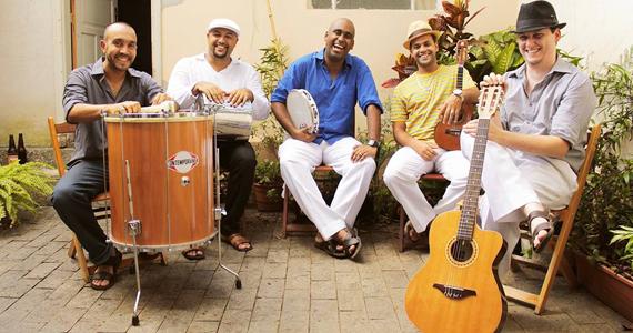 Grupo Reduto embala o domingo com muito samba no Umbabarauma Bar Eventos BaresSP 570x300 imagem