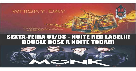Republic Pub recebe William Kim & Banda Monk no Republic Pub - Noite Red Label Eventos BaresSP 570x300 imagem