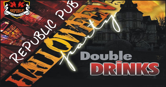 Banda Tilt leva rock para a quinta-feira do Republic Pub - Halloween Party Eventos BaresSP 570x300 imagem