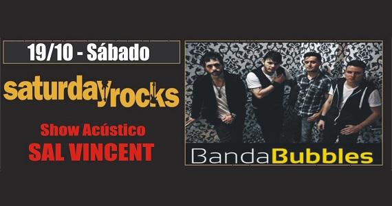Sal Vincent & Banda Bubbles levam rock para o sábado do Republic Pub Eventos BaresSP 570x300 imagem