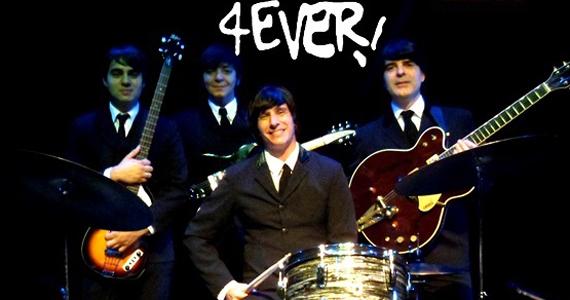 Banda Beatles 4ever agita a quinta-feira do Republic Pub Eventos BaresSP 570x300 imagem