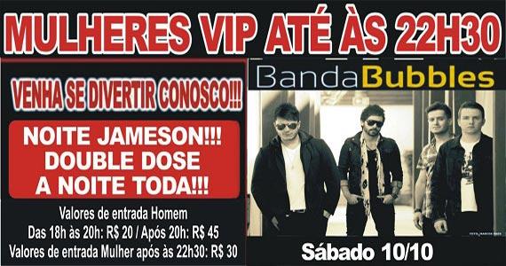 Banda Bubbles e Sal Vincent comandam a noite com muito pop rock no Republic Pub Eventos BaresSP 570x300 imagem