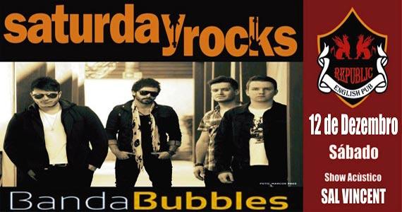 Wiiliam Kim e Banda Bubbles agitam o sábado no Republic Pub Eventos BaresSP 570x300 imagem