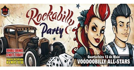 Banda Voodoobilly All-Stars com o melhor do pop rock no Republic Pub Eventos BaresSP 570x300 imagem