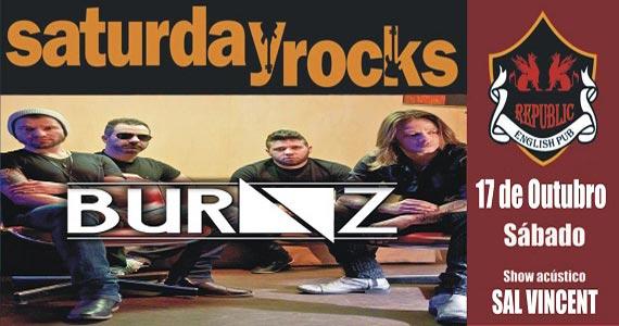 Sal Vincent e banda Burnz animam a noite com muito rock no Republic Pub Eventos BaresSP 570x300 imagem