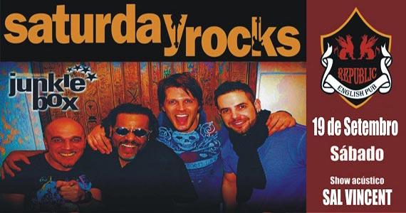 Banda Junkie Box e Sal Vincent animam a noite com muito rock no Republic Pub Eventos BaresSP 570x300 imagem