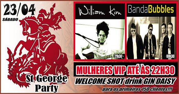Banda Bubbles e William Kim comandam o sábado com pop rock no Republic Pub Eventos BaresSP 570x300 imagem
